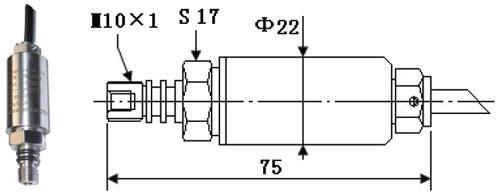 【装载机专用压力传感器】厂家价格与参数
