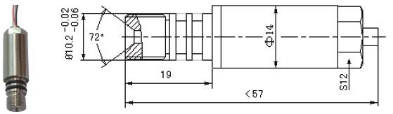 【油井专用高温压力传感器】厂家价格与参数