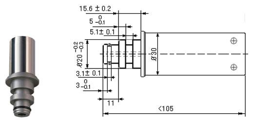 【液压支架专用压力传感器】厂家价格与参数图片